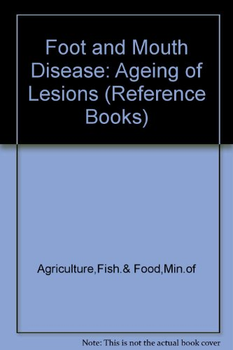 9780112427414: Foot and Mouth Disease: Ageing of Lesions (Reference Books)