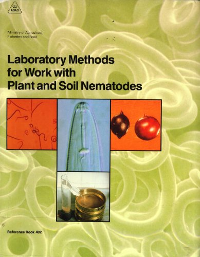9780112427544: Laboratory Methods for Work with Plant and Soil Nematodes (Reference Book 402)