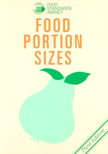 9780112429616: Food Portion Sizes