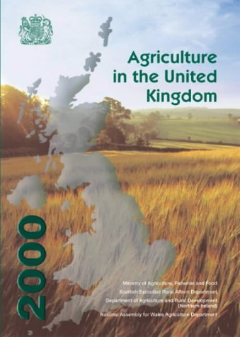 9780112430629: Agriculture in the United Kingdom 2000