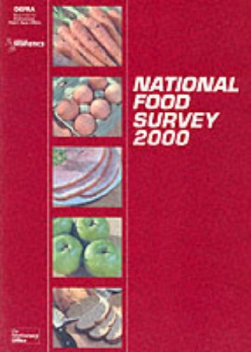 9780112430636: National Food Survey