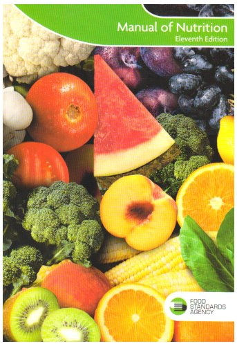 9780112431169: Manual of Nutrition 2008 (Reference Book 342)