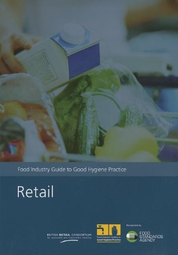 9780112432852: Retail: food industry guide to good hygiene practice