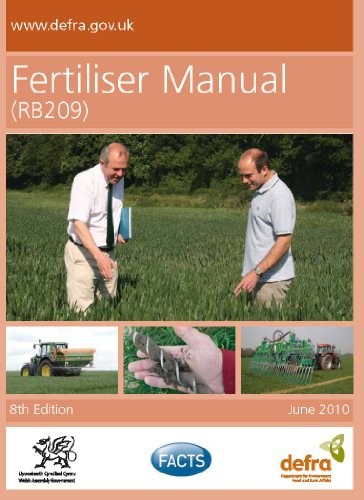 9780112432869: Fertiliser manual (RB209)