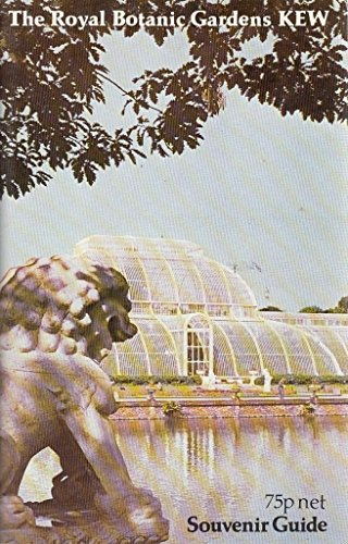 9780112500094: The Royal Botanic Gardens, Kew: Souvenir Guide
