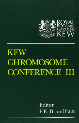 9780112500360: Kew Chromosome Conference III
