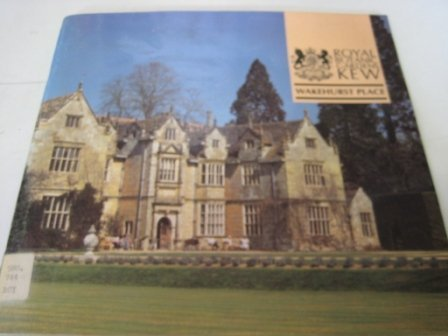 9780112500575: A Souvenir and Guide to Wakehurst Place