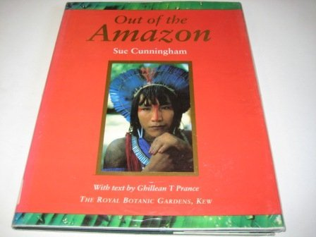 9780112500742: Out of the Amazon: Photographs of the Brazilian Rainforest