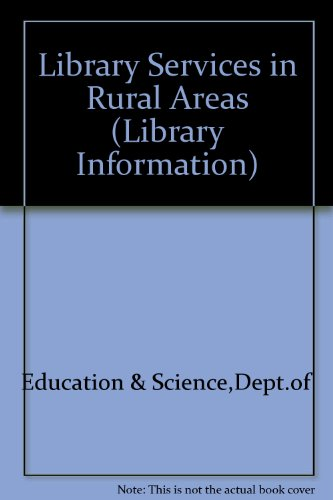 9780112702740: Library Services in Rural Areas (Library Information)