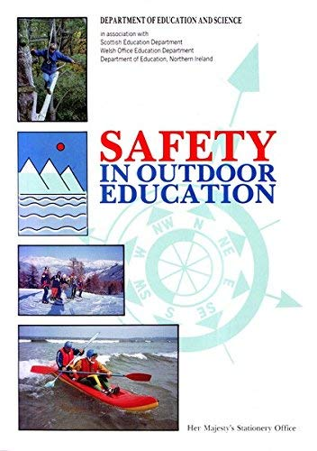 9780112706908: Safety in Outdoor Education