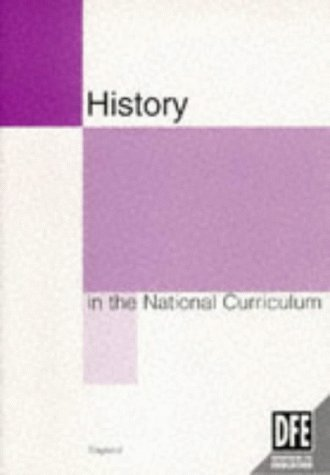 9780112708858: History in the National Curriculum