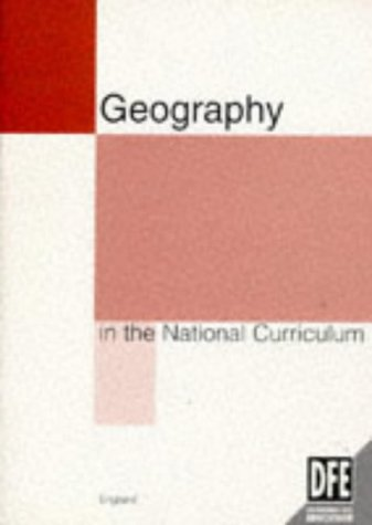 9780112708865: Geography in the National Curriculum