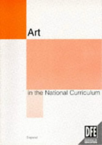 9780112708902: Art in the National Curriculum