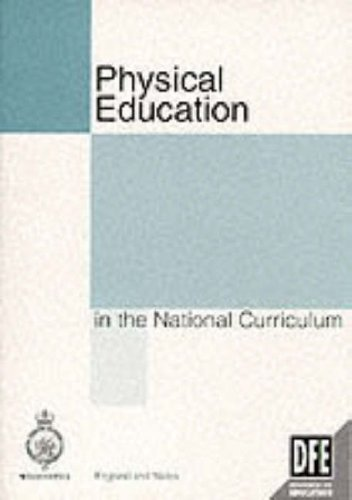 9780112708926: Physical Education in the National Curriculum