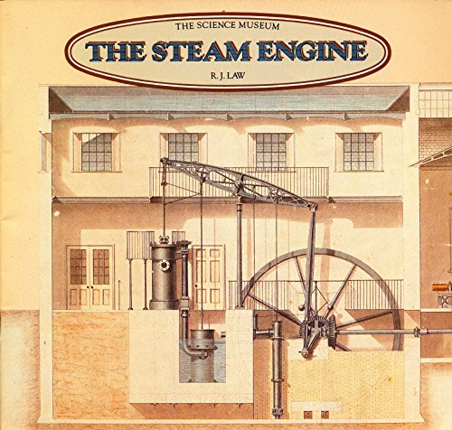9780112900160: The Steam Engine: A Brief History of the Reciprocating Engine