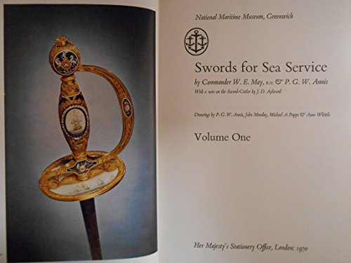 9780112900269: Swords for Sea Service