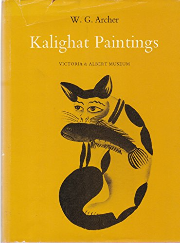 9780112900290: Kalighat Paintings: A Catalogue and Introduction
