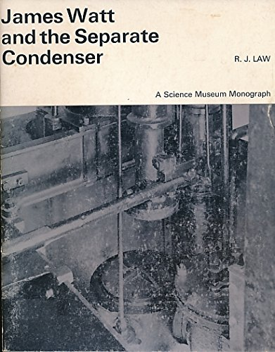 9780112900320: James Watt and the Separate Condenser (A Science Museum monograph)