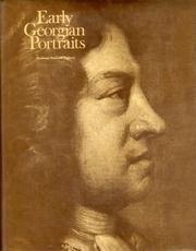 9780112900436: Early Georgian Portraits