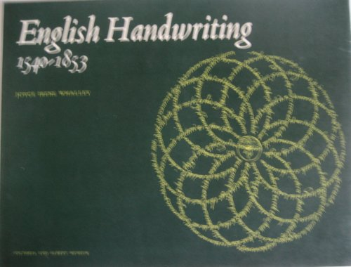 9780112900474: English Handwriting, 1540-1853
