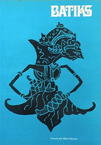 9780112900511: Batiks (Victoria and Albert Museum)