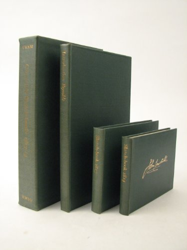 9780112900542: John Constable's Sketch-books of 1813 and 1814 (Facsimiles / Victoria and Albert Museum)