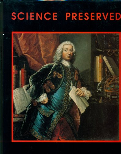 9780112900603: Science Preserved: Directory of Scientific Instruments in Collections in the United Kingdom and Eire