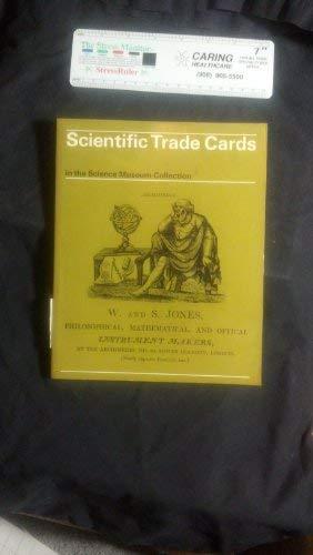 9780112900689: Scientific Trade Cards: Catalogue