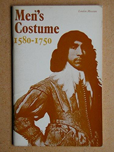 9780112900696: Men's Costume, 1580-1750
