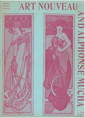 9780112900719: Art Nouveau and Alphonse Mucha