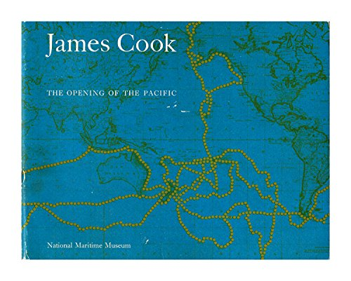 9780112900726: James Cook: the opening of the Pacific