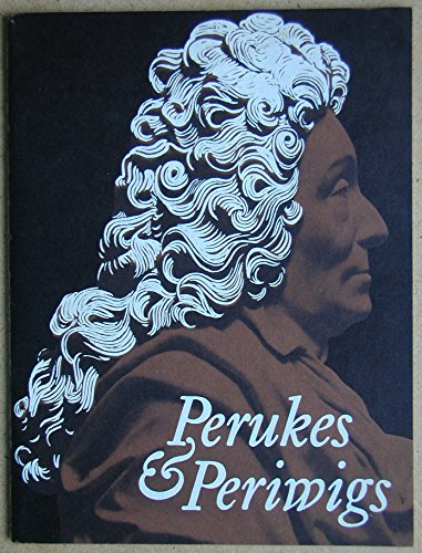 9780112900757: Perukes and Periwigs: A Survey, c.1660-1740