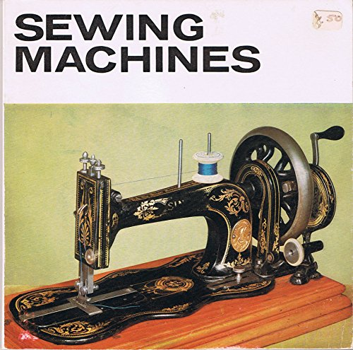 9780112900900: Sewing Machines (Illustrated Booklet)