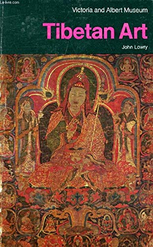 9780112901099: Tibetan Art