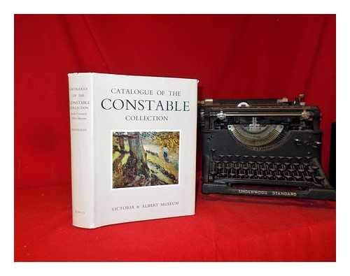 9780112901129: Catalogue of the Constable Collection