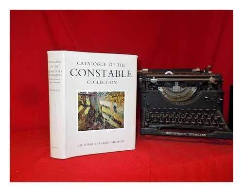 9780112901129: Constable Collection: Catalogue
