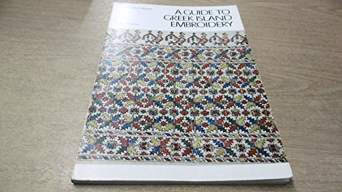 9780112901204: Guide to Greek Island Embroidery
