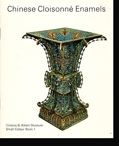 9780112901303: Chinese Cloisonne Enamels (Small Colour Books)