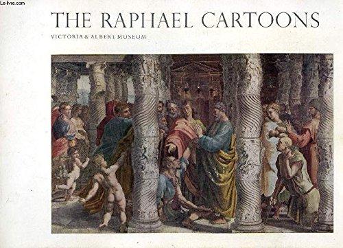 The Raphael Cartoons (Large Colour Books): Victoria & Albert