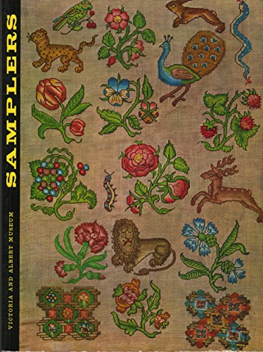 9780112901495: Samplers: Victoria and Albert Museum (Large Picture Book #14))