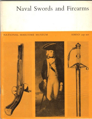 9780112901549: Naval Swords and Firearms