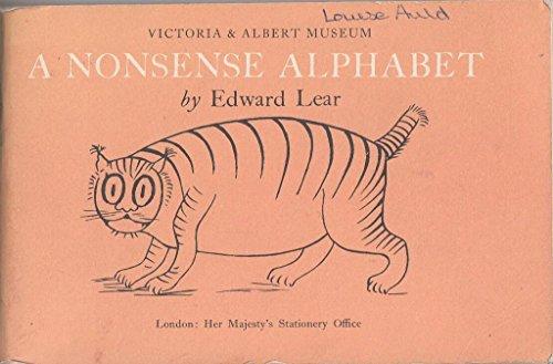 9780112901563: Nonsense Alphabet (E.Lear) (Small Picture Books)