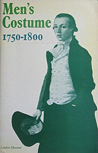 9780112901617: Men's Costume, 1750-1800