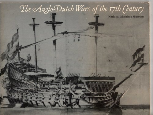 9780112901693: Anglo-Dutch Wars of the 17th Century: 1652-74
