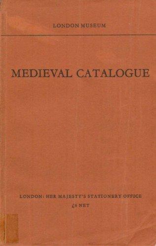 9780112901815: Medieval Catalogue