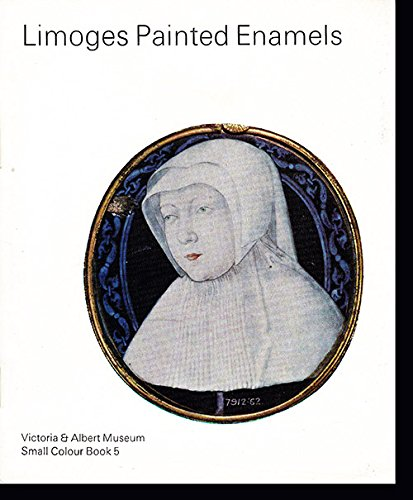 9780112901860: Limoges Painted Enamels (Small Color Book 5)