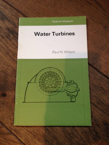 9780112901969: Water Turbines (Booklets / Science Museum)