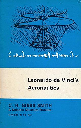 9780112902065: Leonardo Da Vinci's Aeronautics