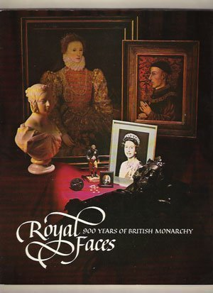 9780112902096: Royal Faces: 900 Years of British Monarchy