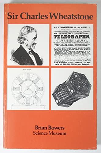 9780112902164: Sir Charles Wheatstone, 1802-75